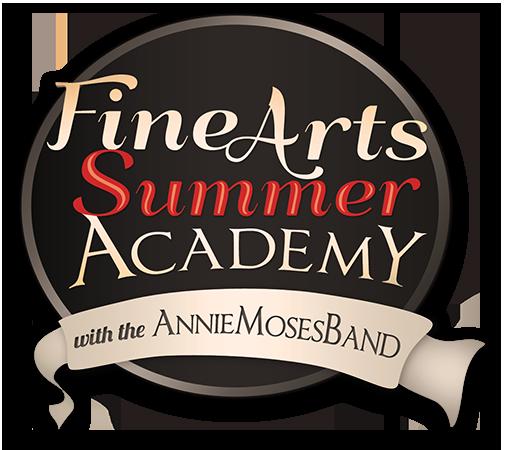 Fine Arts Summer Academy Logo