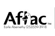 AFLAC, Earl Abernethy, Agent (252)559-3918 Logo