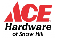 Ace Hardware of Snow Hill Logo