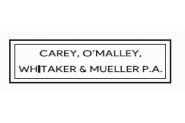 Carey, O'Malley, Whitaker & Mueller Logo