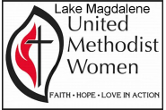 Lake Magdalene UMC United Methodist Women Logo