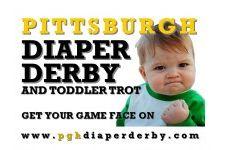 Pittsburgh Diaper Derby Logo