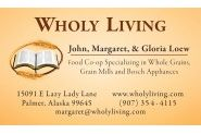 Wholy Living Logo