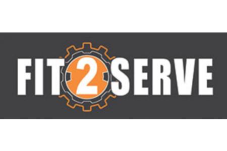 Fit 2 Serve Ministry Inc Logo