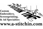 A Stitchin Time Logo
