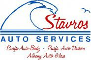 Pacific Auto Body & Paint Logo