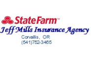Jeff Mills State Farm Insurance Logo