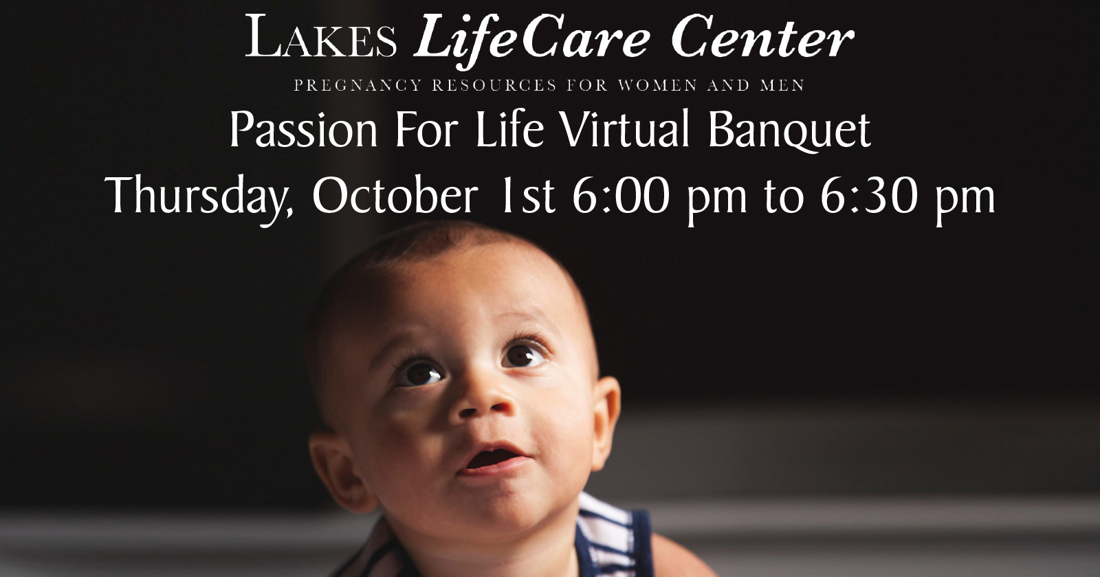 Passion For Life Virtual Banquet