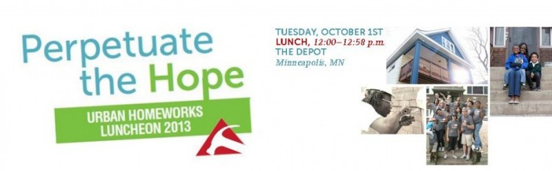 2013 Perpetuate the Hope Luncheon