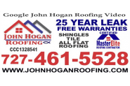 John Hogan Roofing Logo