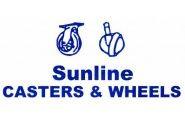 Sunline Casters & Wheels Logo