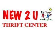 New 2 U Thrift Center Logo