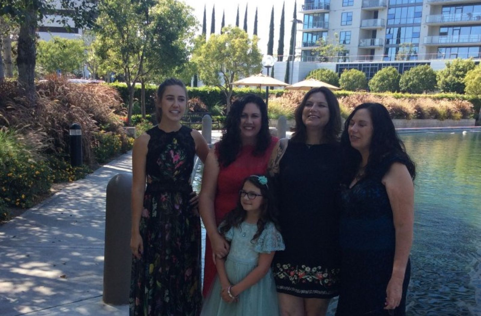 Miriam,Sarah,Tina,Kaye