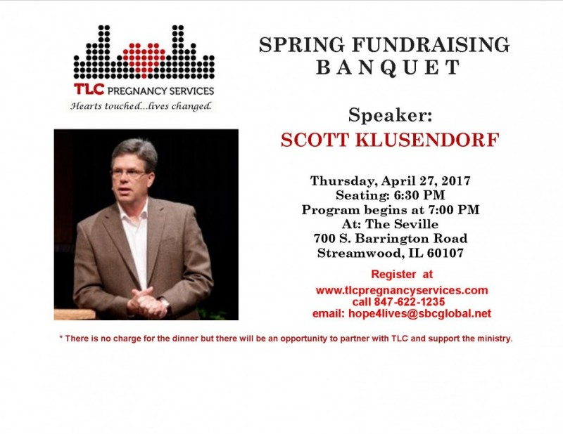 TLC Annual Fundraising Banquet
