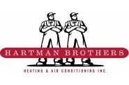 Hartman Brothers Heating & Air Conditioning Logo