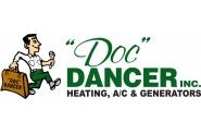 Doc Dancer Heating, A/C & Generators Logo