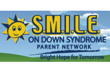 Smile on Down Syndrome Logo