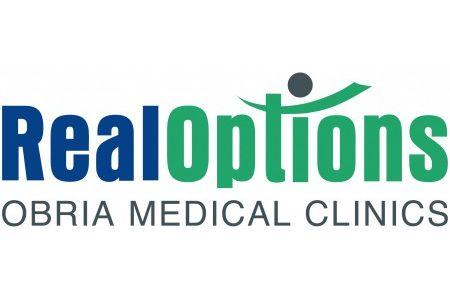 RealOptions Obria Medical Clinics Logo
