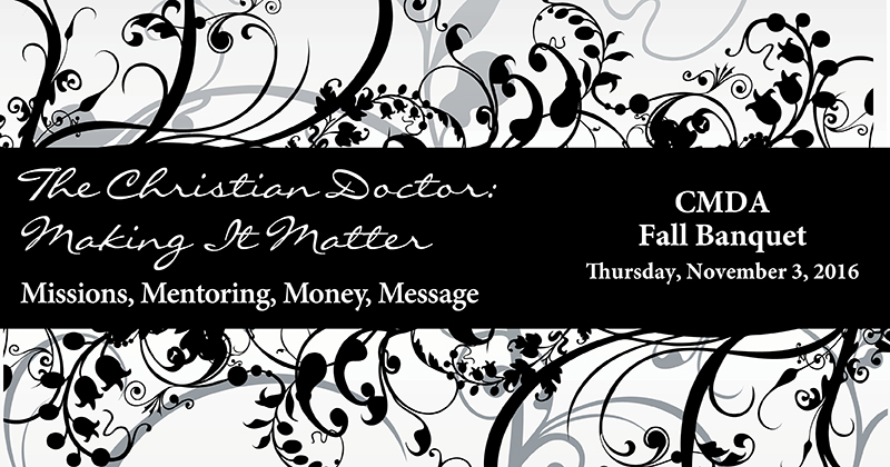 Missions, Mentoring, Money, Message    November 3, 2016  7-9PM