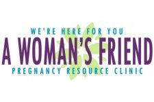 A Woman's Friend Pregnancy Resource Clinic Logo