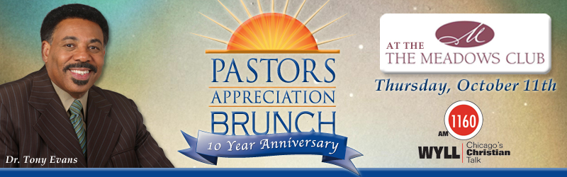 Pastors Appreciation Brunch
