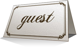 Guest Card Icon