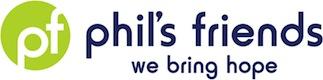 Phil's Friends Logo